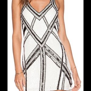 Sequined party dress - like new